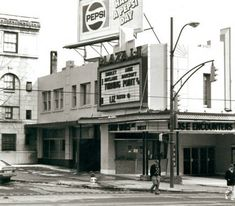 Plaza Theater--downtown Asheville NC (1922-1980s)