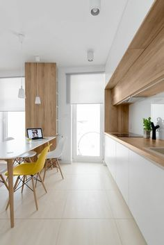 Nice 138 Awesome Scandinavian Kitchen Interior Design Ideas www.futuristarchi… The post 138 Awesome Scandinavian Kitchen Interior Design Ideas www.futuristarchi…… appeared first on Ameria . Modern Kitchen Interiors, Luxury Kitchen Design, Modern Farmhouse Kitchens, Rustic Kitchen, Interior Design Kitchen, New Kitchen, Kitchen Decor, Kitchen Ideas, Cheap Kitchen