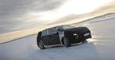 El Hyundai i30 N se pone a punto derrapando sobre hielo | Actualidad | Motor EL PAÍS