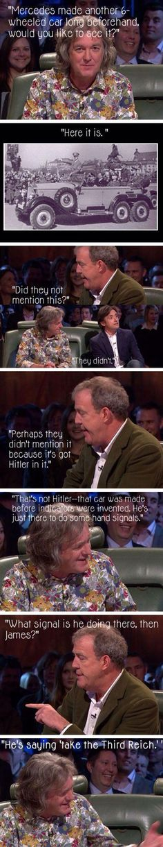 Love Me Some Top Gear