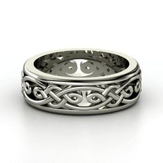 Men's Sterling Silver Ring