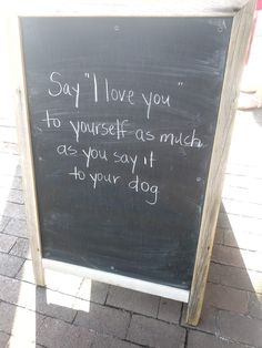Say Love You, Business Signs, Art Quotes, Your Dog, Advice, Sayings, Tips, Lyrics, Quotations
