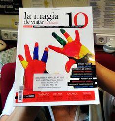 La magia de viajar por Aragón es una publicación mensual sobre cultura, naturaleza y turismo, editada por Prames y Heraldo de Aragón.