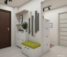 Hallway Decorating, Entryway Decor, Radiator Covers Ikea, Hallway Furniture, Minimalist Home Interior, Balcony Design, Modern House Design, Modern Bedroom, New Homes