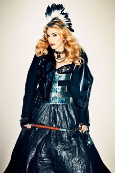 Madonna's Most Daring Moments harpersbazaar.com