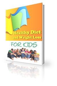 Healthy Weight Loss For Kids