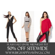 Flash Sale Half OFF Sitewide-Ends Midnight  Click on the link below to find out more about this deals.  Check out http://www.bighappysavings.com to find more money saving deals  #BigHappySavings, #CouponCommunity, #FlashSale, #HalfOffSale, #OnlineDeals, #SuperSale