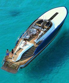"""Rolls-Royce Aeroboat S6"" combina luxo e performance | WEB LUXO"