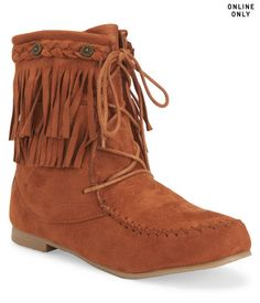 wild diva lounge starcy lace-up boot