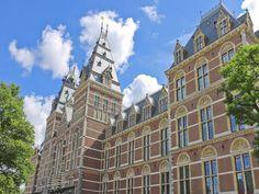 Etape à Amsterdam: Rijksmuseum