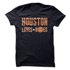 View images & photos of Houston Loves Hoes t-shirts & hoodies