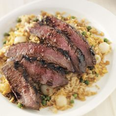 Teriyaki Steak Recipe -My brother-in-law, Stanley, gave me this recipe more than 30 years ago. He was an officer in the Army, and his fellow officers considered this flavorful steak a high-demand dish. —Dan Mayer, Olney, Illinois