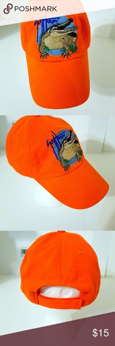 Guy Harvey Gator ball cap New without tags Guy Harvey Accessories Hats