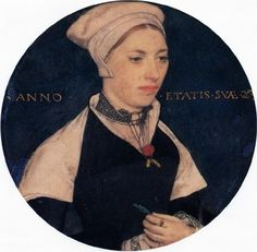 Mrs. Pemberton, 1535  Hans Holbein the Younger