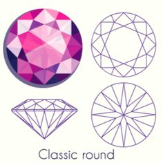 What Diamond Cut Is Right For You? You got: Round Seems like you're a classic kind of lady. The round cut is among the most popular, and stands well alone, but also lends itself well to embellishment — but it never, ever looks tacky.