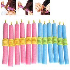 Soft Foam Bendy Hair Curler Rollers
