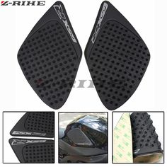 new arrival Motorcycle Accessories Carbon Fiber Tank Pad tank Protector Sticker for SUZUKI GSXR1000 GSXR 1000 07 08 2007 2008