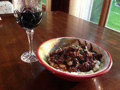 Domestic Education: Julia Child's Beef Bourguignon