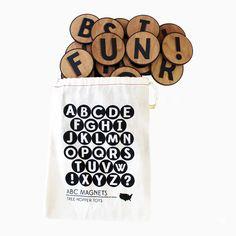 alphabet magnet set