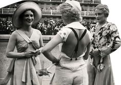 Q's Daydream: Inspiration Friday, The Fabulous Pants Of The 1930's