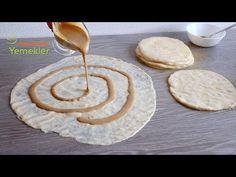 Bu Güne Kadar Yediğiniz Bütün Keteleri Unutun.! İçli Kete Tarifi - YouTube Sweet Buns, Sweet Pie, Turkish Recipes, Easy Cake Recipes, Food Cakes, Turkish Delight, Food And Drink, Meals, Snacks