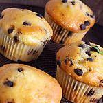 Muffins con chocolate