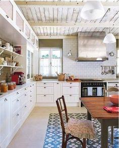 Mejores 74 imágenes de Cocinas Rústicas en Pinterest | Cocina ...