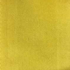 For sale online is our Bowie Collection 100% cotton velvet fabric. This solid heavy duty fabric is perfect for interior designer upholstery projects and great for drapery as well. - Content: 100% Cott