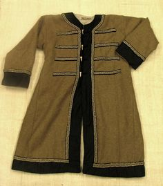 Valgred Rus coat