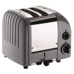 Dualit New Generation Classic 2-Slice Toaster  Charlie wants! But I can't drop 250 on a toaster...