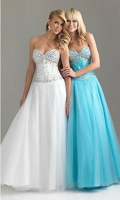 my sweet 16 dress.. the blue one
