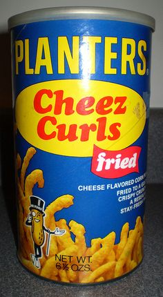 Planters Cheez Curls & this was THE BEST way to get them!!