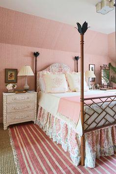 Home Bedroom, Bedroom Wall, Girls Bedroom, Bedroom Decor, Bedroom Ideas, Nice Bedrooms, Beach Bedrooms, Guest Bedrooms, Beautiful Bedrooms