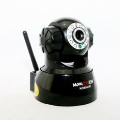 Wansview NCB-541w Indoor Wireless Wired Cctv IP Camera Pan:270¡ã Tilt :120¡ã Built in Web Server FTP Alert by wansview?. $54.60. We are authorized wansview camera seller.  ITEM NO.:  NCB-541W IR PT IP Camera   Features:  With built-in Microphone, it enables user to monitor the sound on the site. User can also connect this equipment to the speaker, and it supports two-way intercom function.  It was equipped with pan/tilt function, horizontally 270¡ãand vertically 120