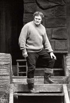 "Jon Vickers, Opera Star Known for His Raw Power and Intensity, Dies at 88. Here in ""Peter Grimes"" at the MET"