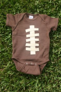 Ha ha. Must make before my babe grows out of onesies.