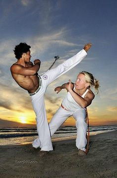 Need help with an essay: Why take a martial art?