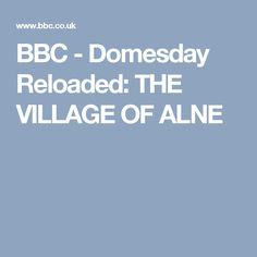 Content from the BBC Domesday Project Bbc C, Yorkshire, Content, History, Historia, Yorkshire Terrier Puppies