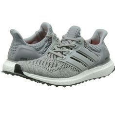 Adidas Ultraboost Grey Brand new never worn Womens Adidas Ultraboost in grey, with tag and box Adidas Shoes Sneakers