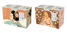 Packaging of the World: Creative Package Design Archive and Gallery: Pop Ink Soap