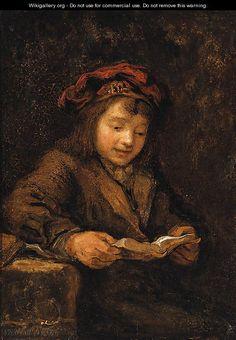 pintura com livro