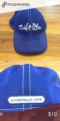 31d3a5ba1d6 Salt Life Hat This is an awesome hat to wear out on the water! Whether