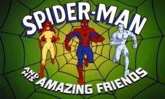 Essa foi a 1a. versão dos desenhos com o Homem-Aranha que eu assisti. Gamei! kkkkk