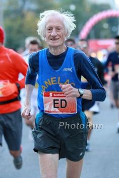 Ed Whitlock Runs 3:41 Marathon at Age 82 | Runners World  Running Times. Ahhhh-mazing!!!