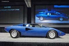 Lamborghini Countach | 1974 / 1990) Lamborghini Countach