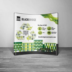 Recycling Company - Trade Show Banner Design