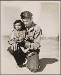 Migrants. California.1936. Photographer Dorothea Lange.