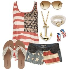 forth of july chic