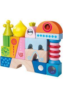 HABA - Erfinder für Kinder - Building blocks - Discovery blocks - Building blocks + Ball track set - Toys & Furniture