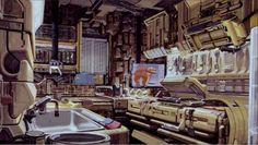 Bladerunner Interiors Documentary 0041